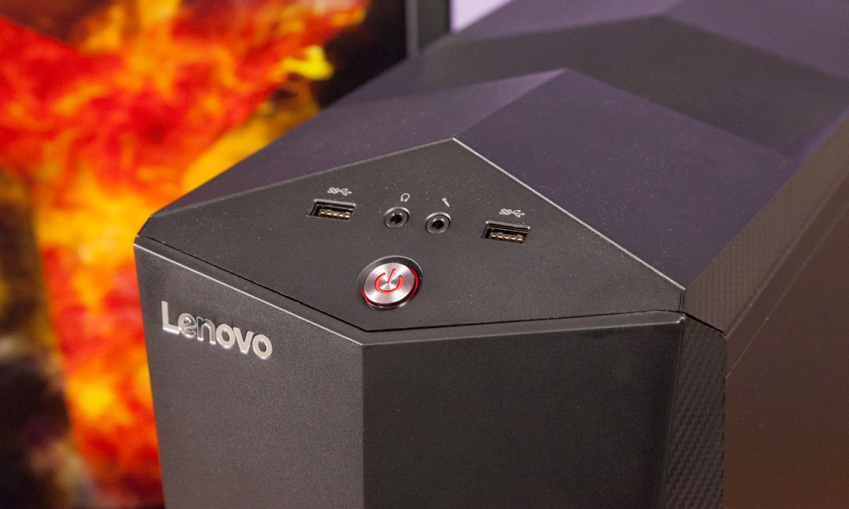 Lenovo Legion Y520 Tower Review: Upgrade-Friendly Gaming Value
