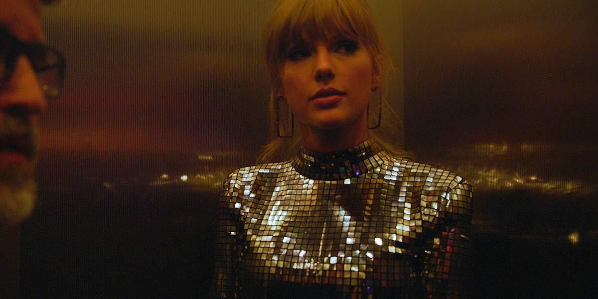 Taylor Swift in Netflix documentary Miss Americana