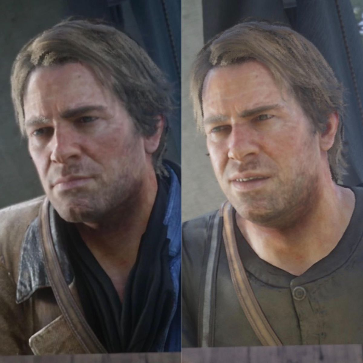 Check Out How Red Dead Redemption 2 Lets You Grow A Magnificent Mustache Or Achieve Thiccness Gamesradar