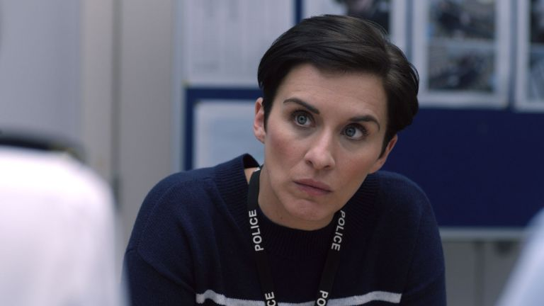 Vicky McClure in BBC's Line of Duty