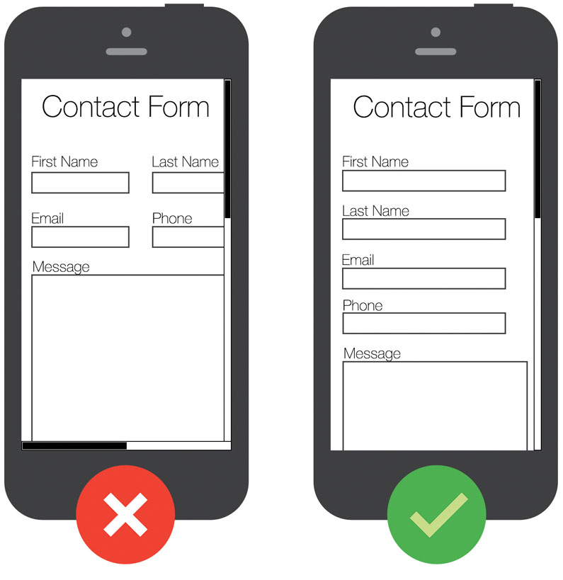 How to design responsive and device-agnostic forms | Creative Bloq