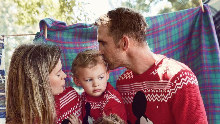 Best Christmas jumper matching