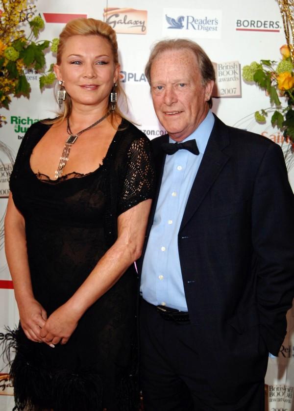 Amanda Redman and Dennis Waterman
