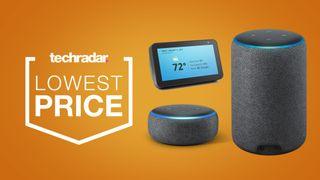 cheap Amazon Echo deals sales price