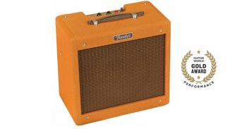 Best Guitar Amplifiers Under $500: Fender Pro Junior IV Limited