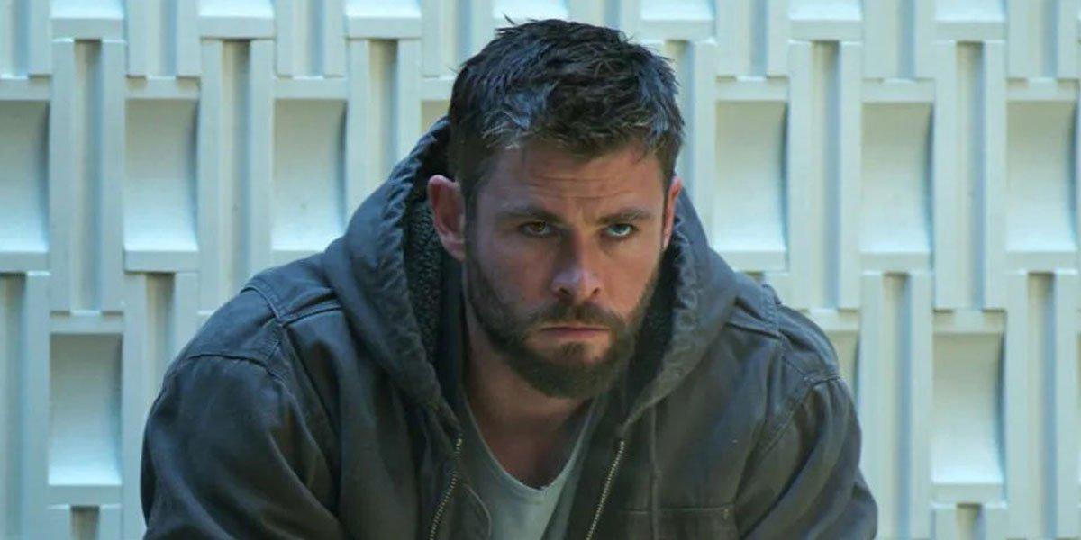 Chris Hemsworth looking fit in Avengers: Endgame