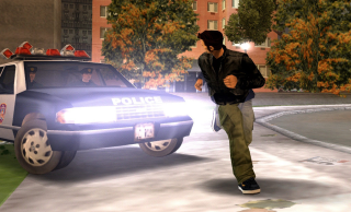 It's the cops!