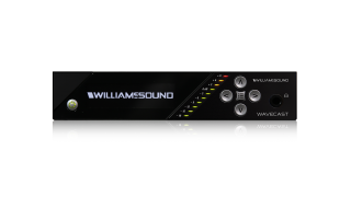 Williams Sound releases WaveCAST Dante assistive listening system