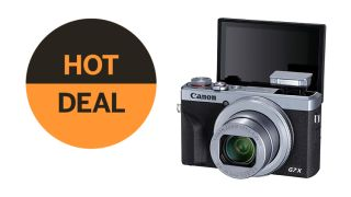 Canon PowerShot G7 X Mark III: £120 off the best compact for vlogging!