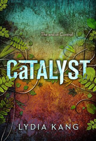 Catalyst book cover, genetic engineering
