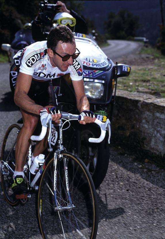 Martin Earley 1989 Tour Pau