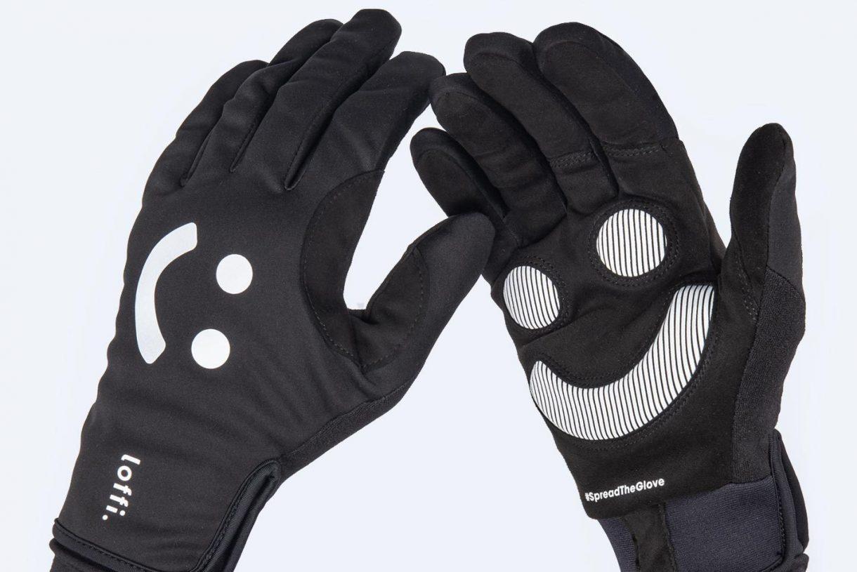 GripGrab Urban Softshell 2017 Wind-Water Repellent Winter Glove Size M Black