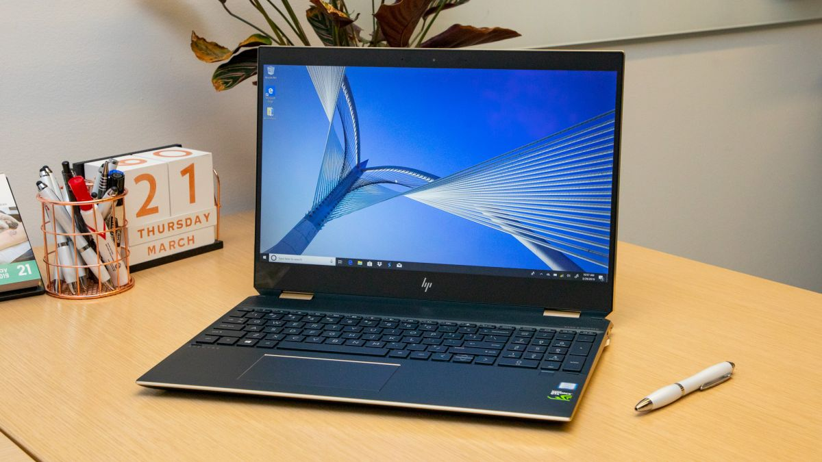 HP Spectre x360 15T (2019) review | TechRadar