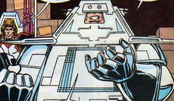 Colonel Computron DC Comics