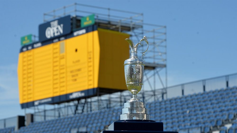The Open live stream: how to watch golf coverage of every round online
