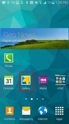 How to Take a Screenshot on Your Samsung Galaxy S5 - Samsung