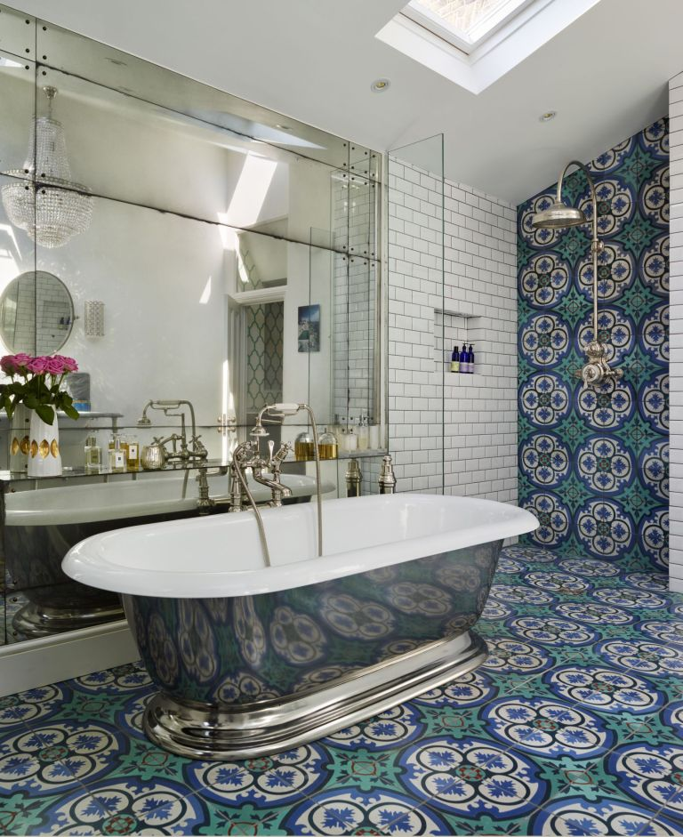 How To Choose Tiles For A Small Bathroom Design Tips To Help Open