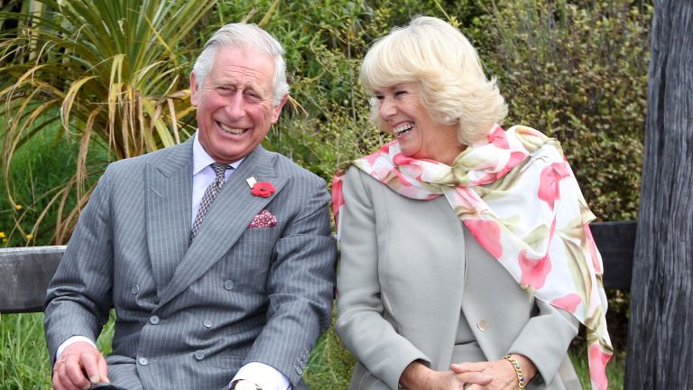 Prince Charles and wife Camilla