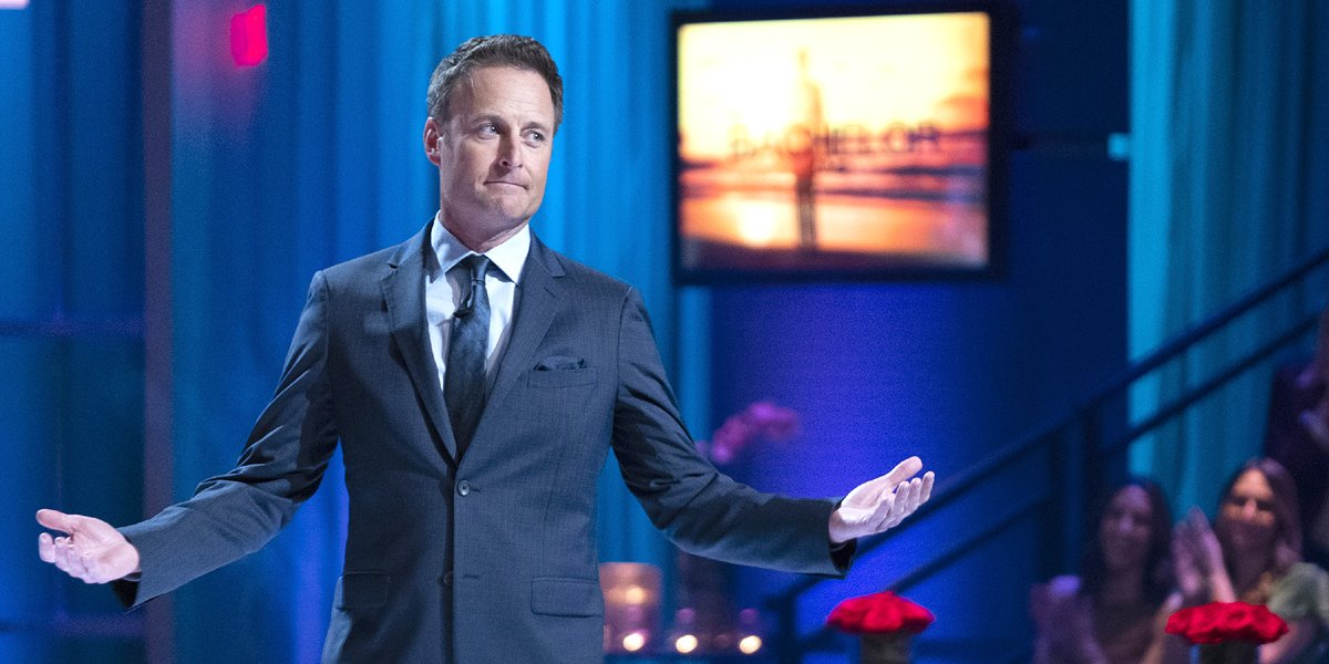 The Bachelor host Chris Harrison arms out on live 2019 show ABC