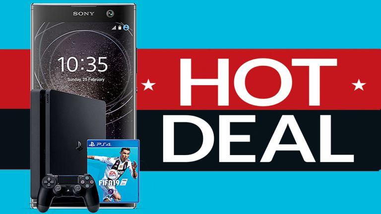 Sony Xperia XA2 Playstation 4 with FIFA Black Friday