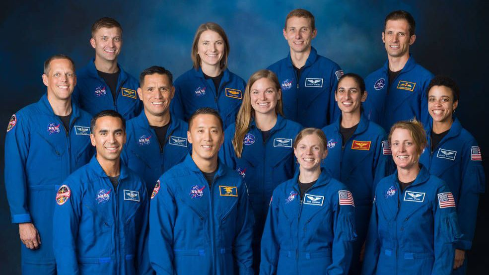 NASA's Astronaut Class for the 'Artemis' Age Graduates Friday. How to Watch Live. - Space.com