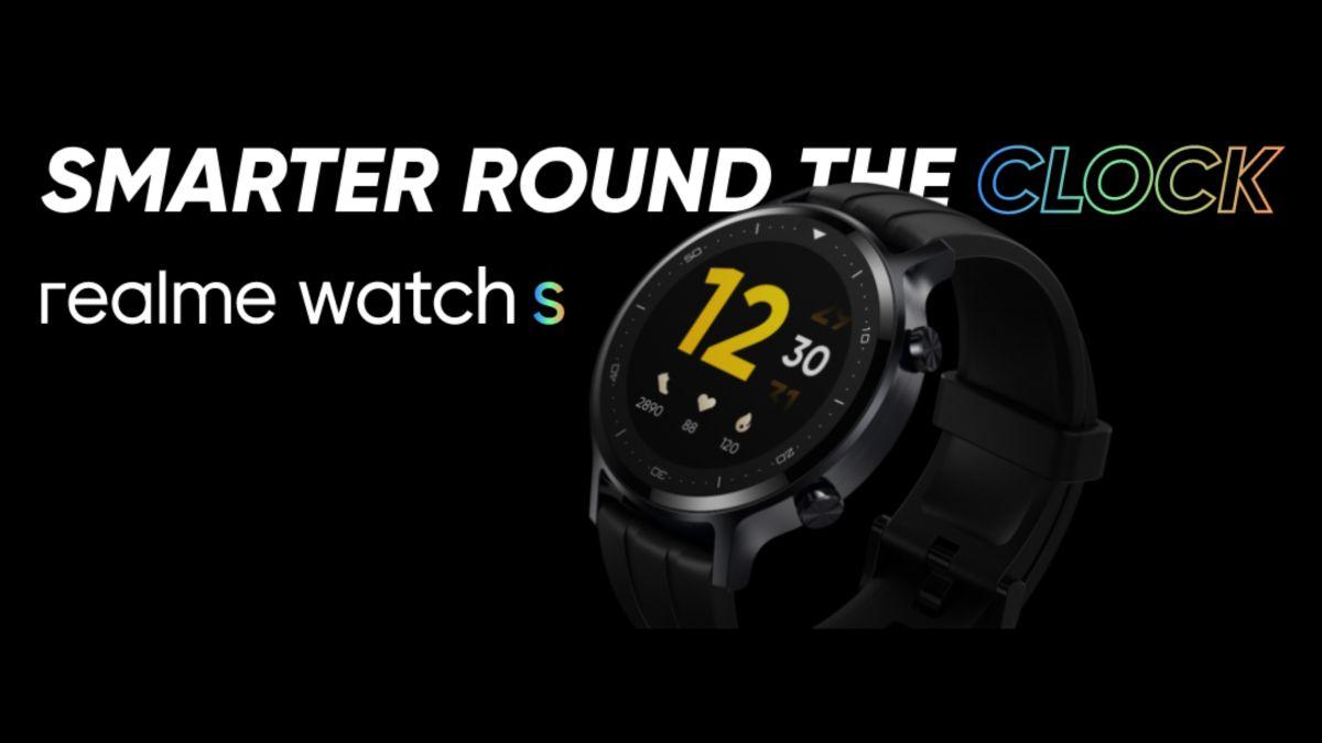 Realme Watch S with circular display, SpO2 monitor goes official - Techradar