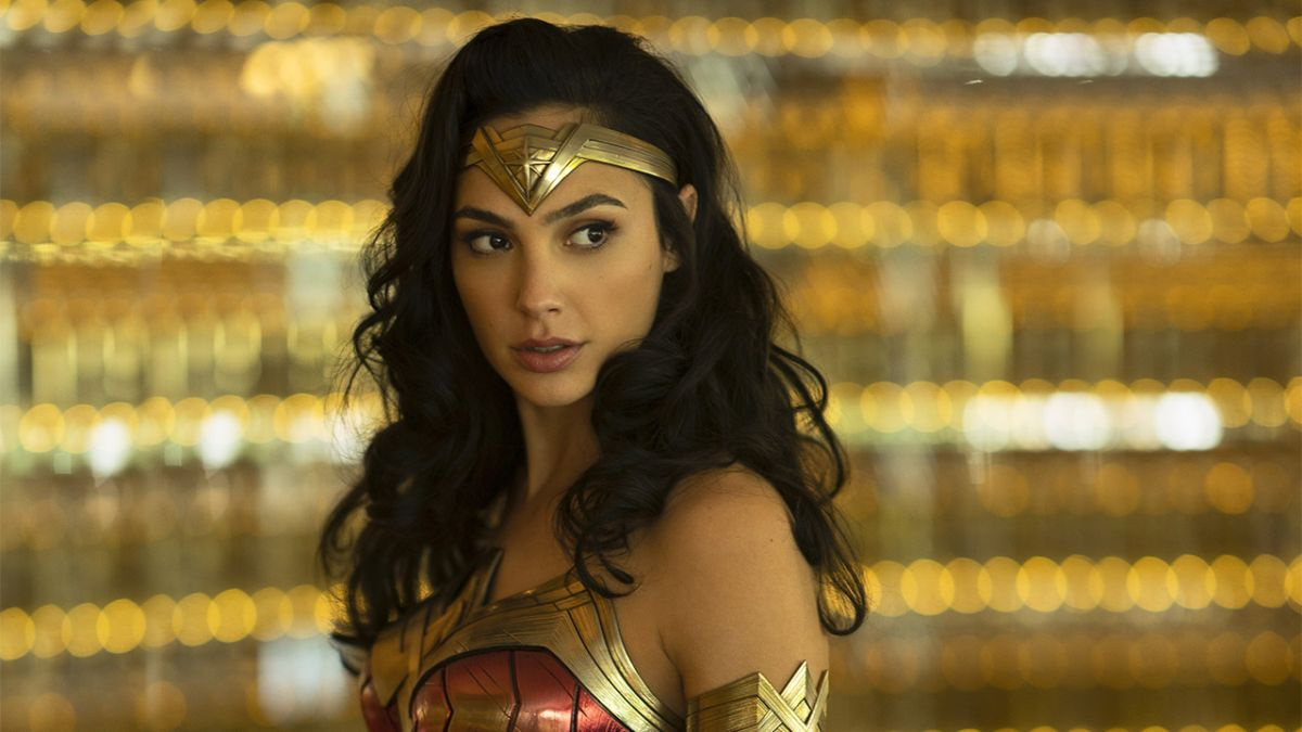 Wonder Woman 1984 trailer sees Diana ride lightning and features a surprising amount of Steve Trevor