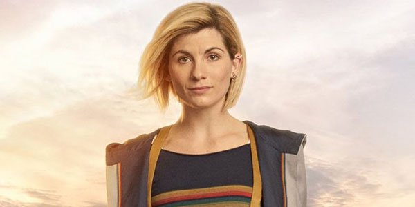 Doctor Who's Jodie Whittaker in her new costume