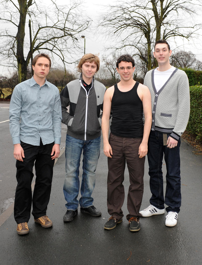 Inbetweeners' third series confirmed