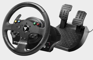 Thrustmaster TMX wheel
