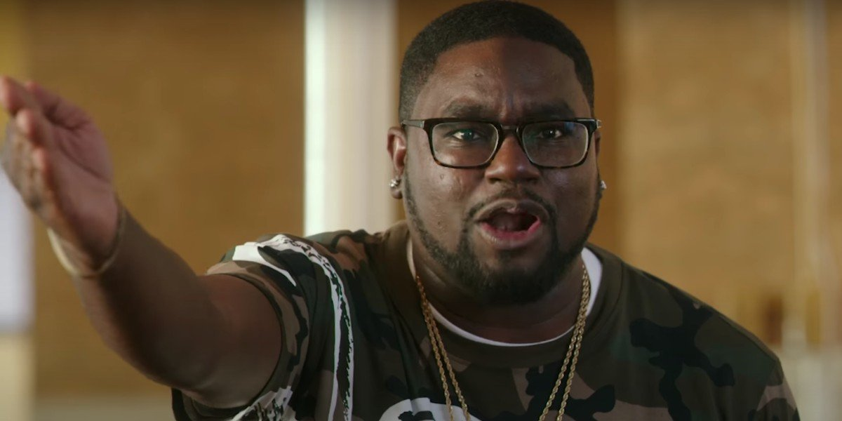 Lil Rel Howery in Uncle Drew