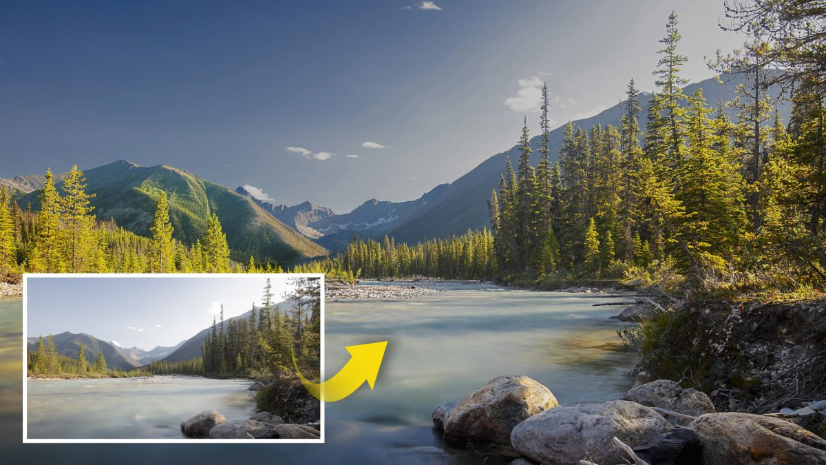 Make the colors in your landscape photography sing, with Photoshop CC