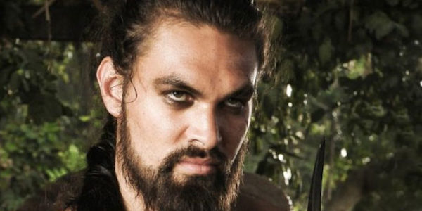 Khal Drogo in Game of Thrones