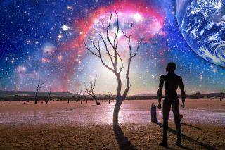 aliens multiverse
