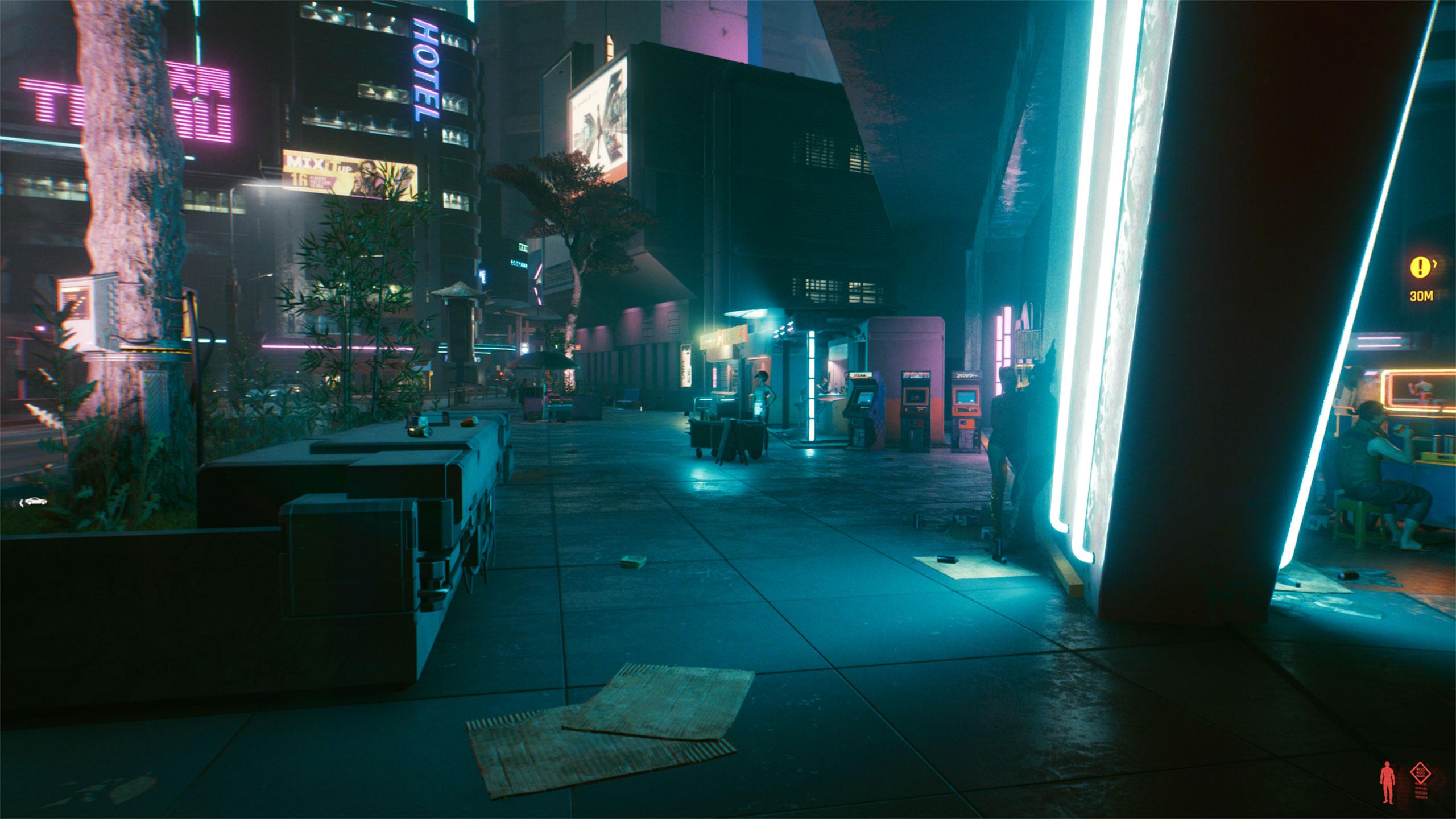 cyberpunk 2077 best settings