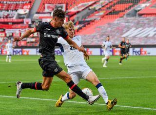Bayer 04 Leverkusen v Rangers – UEFA Europa League – Round of 16 – Second Leg – BayArena