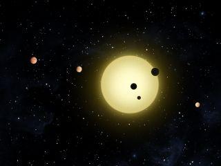 Crowded Solar System