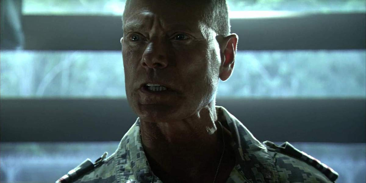 Stephen Lang as  Colonel Miles Quaritch in Avatar