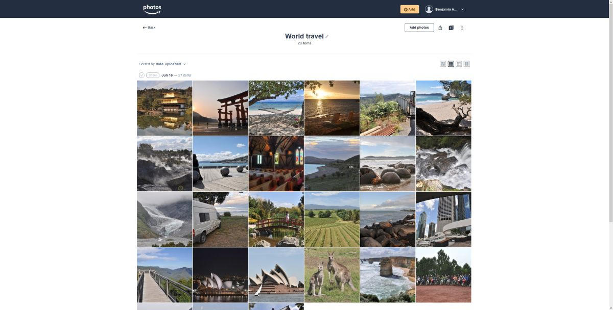 Amazon Photos review: Amazon Prime also includes unlimited photo storage!