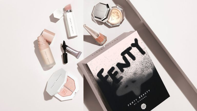 Fenty Beauty Glossybox Limited Edition box