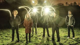 a press shot of Anathema