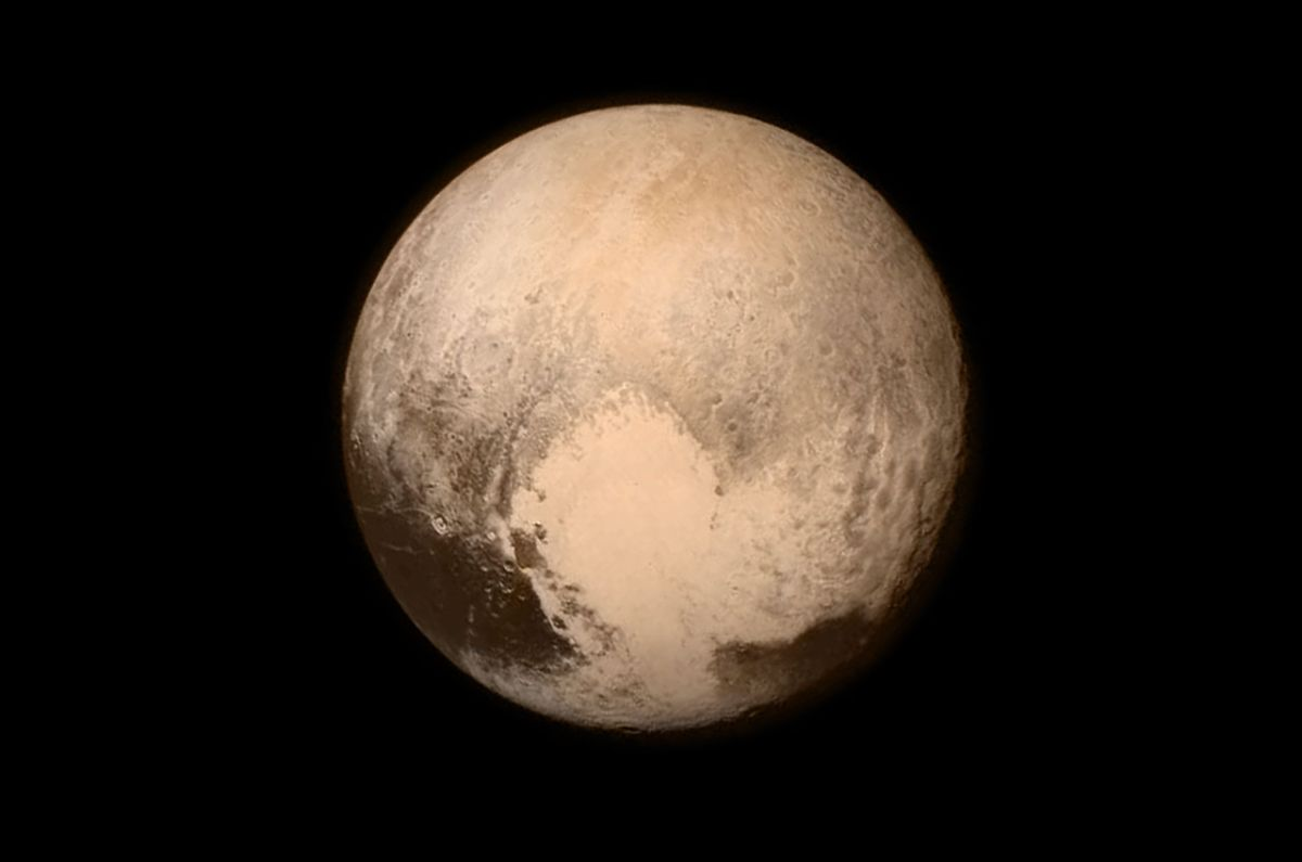 On This Day in Space! Aug. 24, 2006: Pluto Loses its Planetary Status