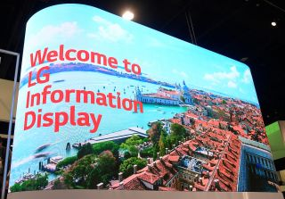 LG OLED and LED Solutions at Infocomm 2019