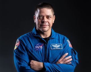 Headshot of NASA astronaut Bob Behnken.