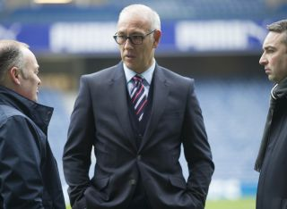 Rangers v St Johnstone – Ladbrokes Scottish Premiership – Ibrox Stadium