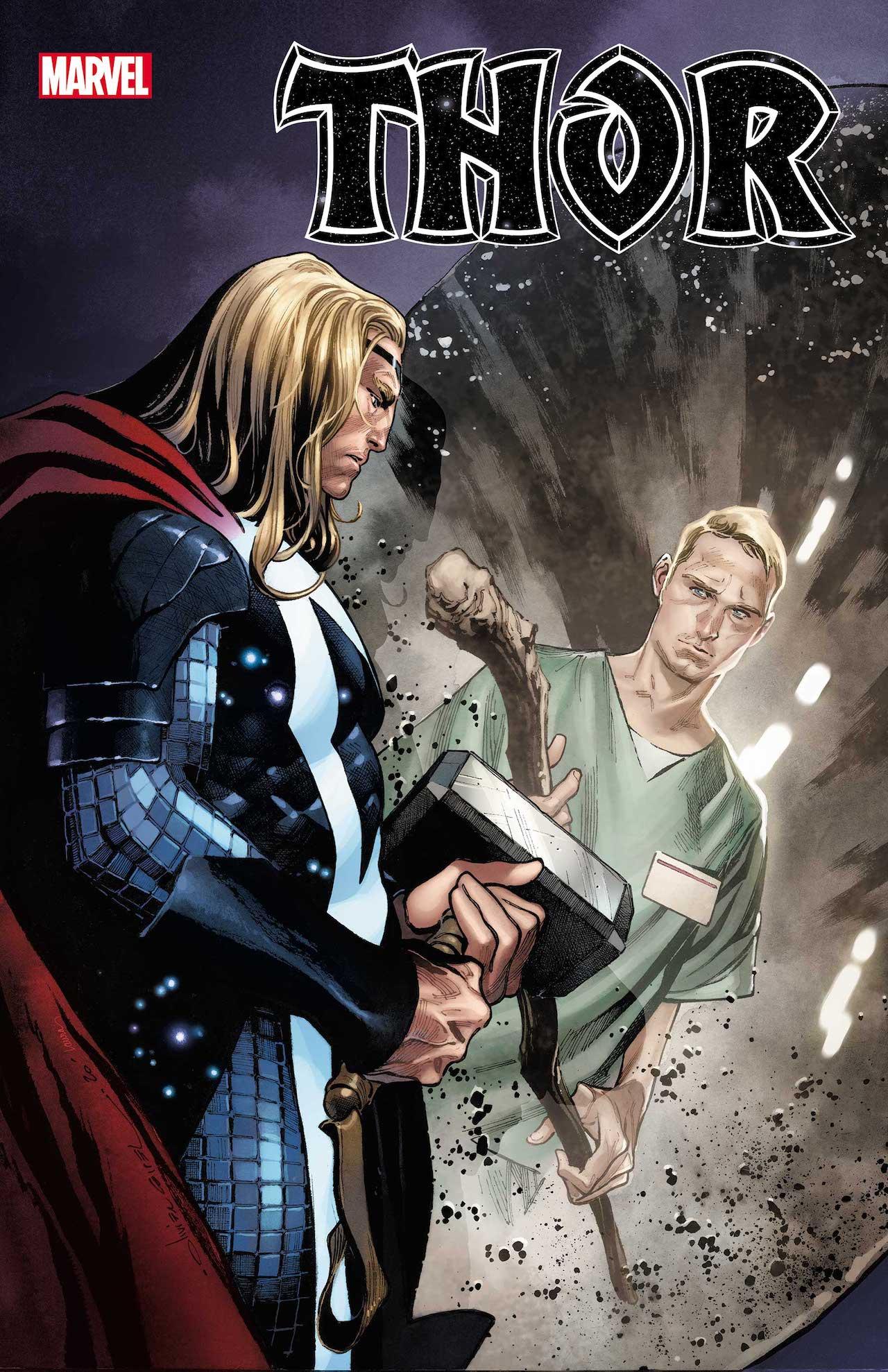 Thor #9 Donald Blake Donny Cates Prey