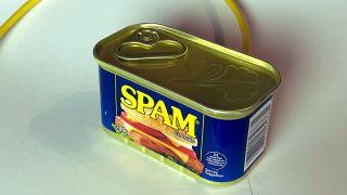The Pi-Hole Spam tin