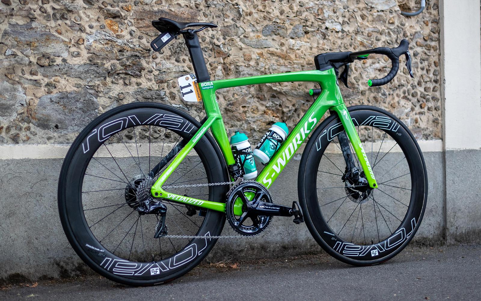 Tour de France bikes: custom framesets for 2019