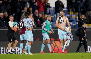 Burnley v Rochdale – Carabao Cup – Third Round – Turf Moor