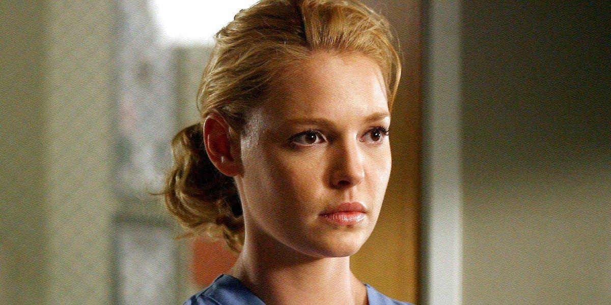 Katherine Heigl - Grey's Anatomy